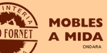 Mobles a mida Paco Fornet